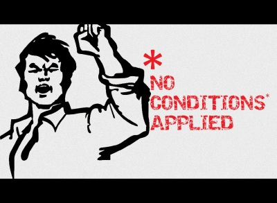 No Conditions applied