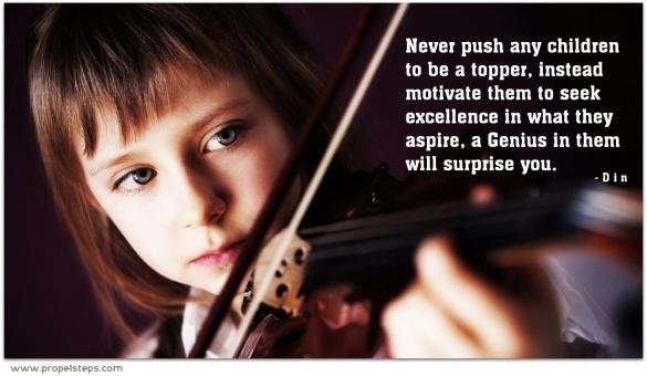 Talented kid
