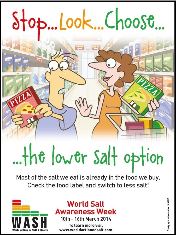 Salt Awareness