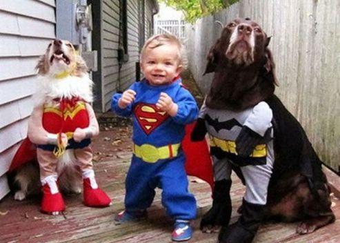 Super Smileman and his buddies :P