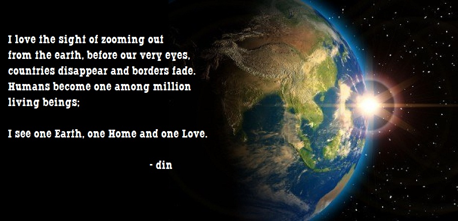 Image result for one love for humanity quotes