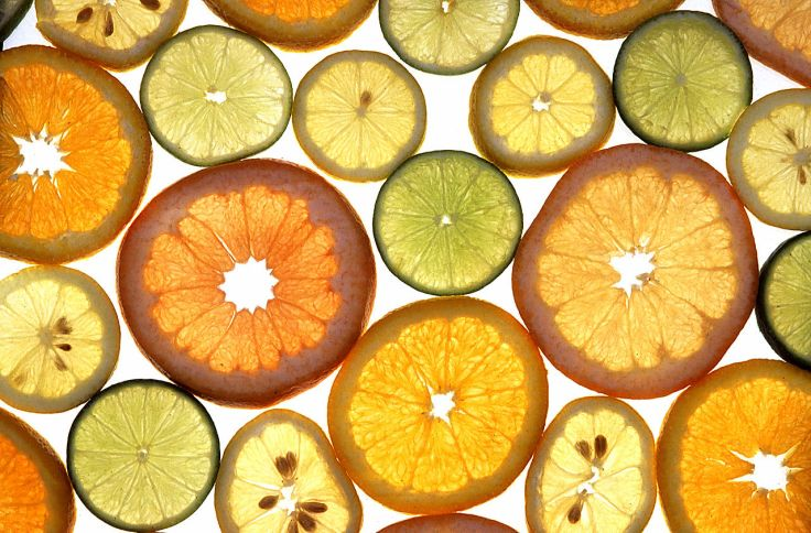 List of Citrus Fruits