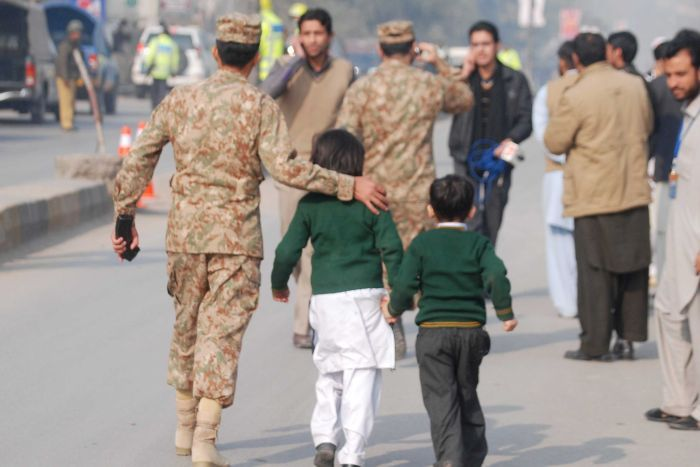 More than 100 kids were killed in Pakistan by Terrorists :(