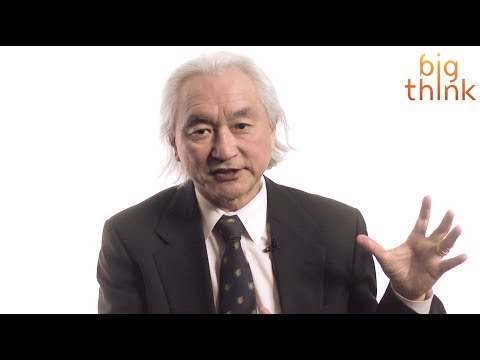 Speech : The Universe in a Nutshell : Michio Kaku