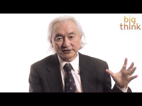 Speech : The Universe in a Nutshell : Michio Kaku