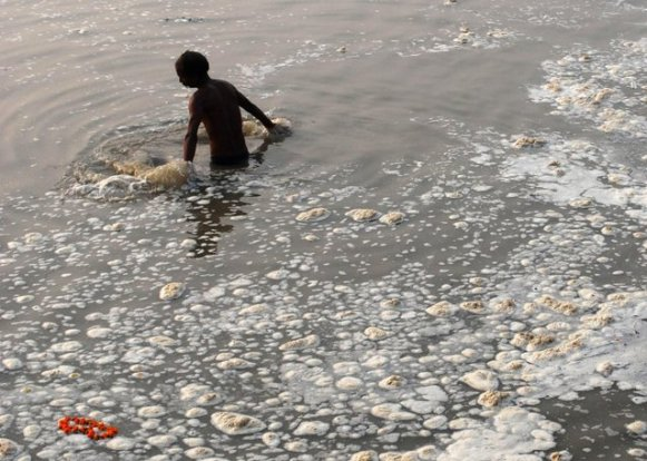 River Pollution in India (4)
