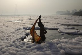 River Pollution in India (7)