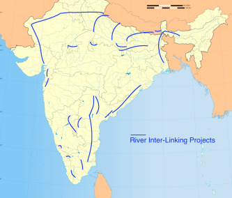 Rivers Inter-Link, Himalayan and Peninsular Components