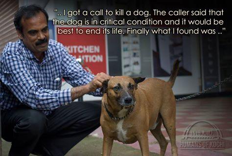 Humans of Kochi