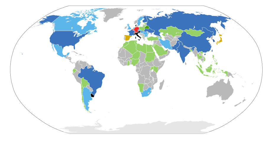 Know : List of Countries using Nuclear Energy