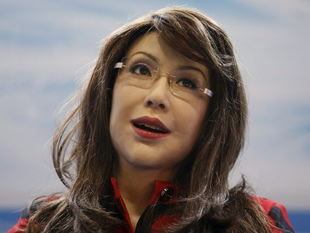 Know : Is She looks Beautiful? Yangyang is a Humanoid Robot