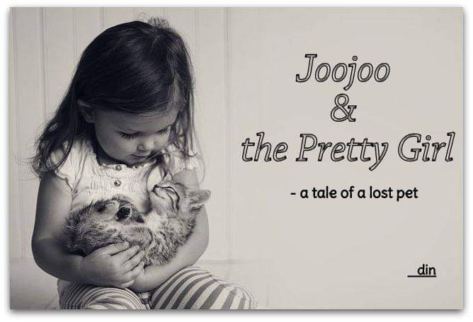 Story : Joojoo & the Pretty girl
