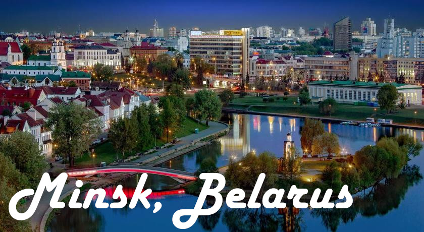 City Tour #1 : Minsk, Belarus